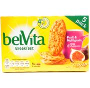 Belvita Fruit and Multigrain