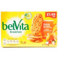 Belvita Honey and Nut  image