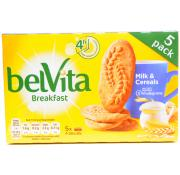 Belvita Cereals and Milk