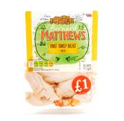 Bernard Matthews Roast Breast Turkey Chunks
