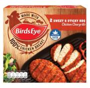 Birds Eye BBQ Chicken Chargrills