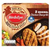 Birds Eye Chicken Chargrills
