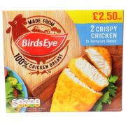 Birds Eye Crispy Chicken