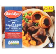 Birds Eye Traditional Beef Dinner