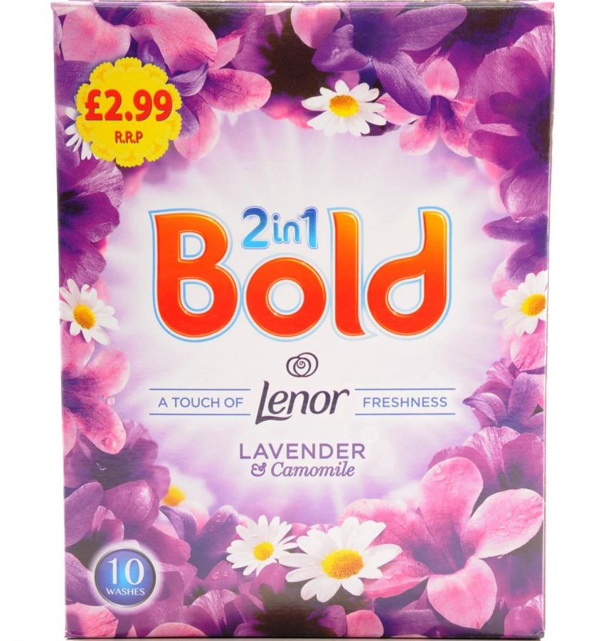 Dike Amp Son Bold 2 In 1 Lavender And Camomile