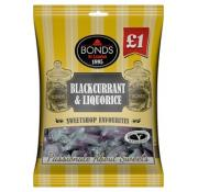 Bonds Blackcurrant and Liquorice