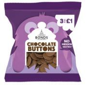 Bonds Chocolate Buttons