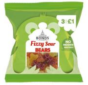 Bonds Fizzy Sour Bears