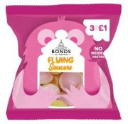 Bonds Flying Saucers