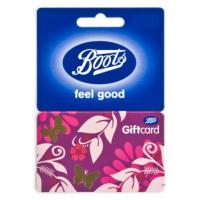 Boots Gift Card image