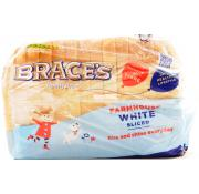 Braces Farmhouse White