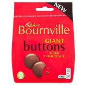Cadbury Bourneville Dark Buttons