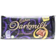 Cadbury Dark Milk Salted Caramel