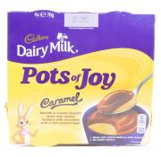 Cadbury Pots of Joys Caramel