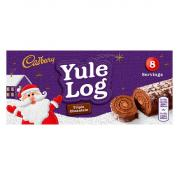 Cadbury Yule Log