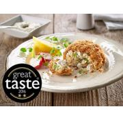 Chapmans Haddock Leek and Cheddar Cheese Fishcakes