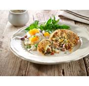 Chapmans Smoked Haddock and Bacon Fishcakes