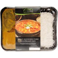 Chef Cuisine Chicken Curry with Rice image