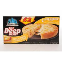 Chicago Town Deep Dish Four Cheese Pizza image