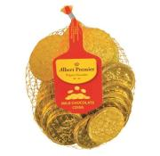 Albert Premier Milk Chocolate Coins