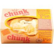 Chunk Chicken And Mushroom Pie