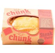 Chunk Steak Pasty