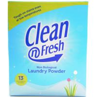 Clean n Fresh Non Biological Laundry Powder image
