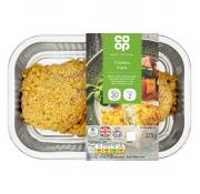 Co Op Garlic Chicken Kiev