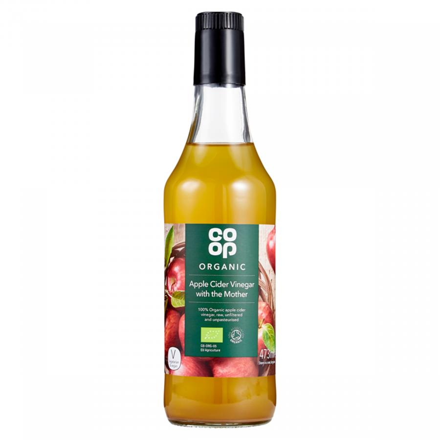 Dike & Son - Co Op Organic Apple Cider Vinegar with The Mother