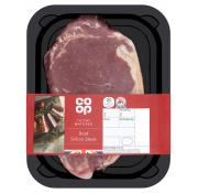 Co Op 14 Day Matured British Sirloin Steak