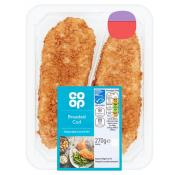 Co Op Breaded Cod