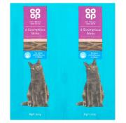 Co Op Pet Treats For Cats Salmon and Trout Sticks