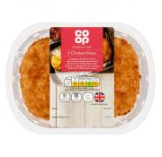 Co Op Cheese and Ham Chicken Kiev