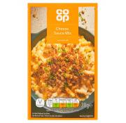 Co Op Cheese Sauce Mix