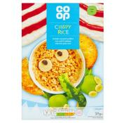 Co Op Crispy Rice