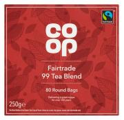 Co Op Fairtrade 99 Tea Blend