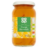 Co Op Fine Cut Orange Marmalade image