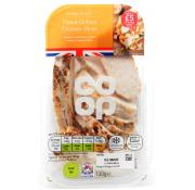 Co Op Flame Grilled Chicken Slices
