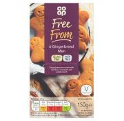 Co Op Free From 6 Gingerbread Men