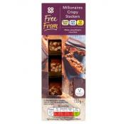Co Op Free From Millionaires Crispy Stackers