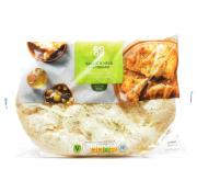 Co Op Garlic and Herb Flatbread