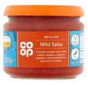 Co Op Mexican Mild Salsa