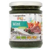 Co Op Mint Sauce