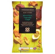 Co Op Irresistible Mixed Root Hand Cooked Vegetable Crisps