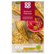 Co Op Multiseed Flatbread