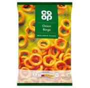 Co Op Onion Rings
