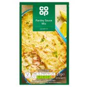Co Op Parsley Sauce Mix