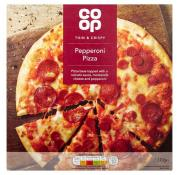 Co Op Pepperoni Pizza