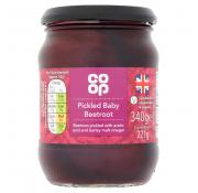 Co Op Pickled Baby Beetroot