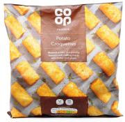 Co Op Potato Croquettes